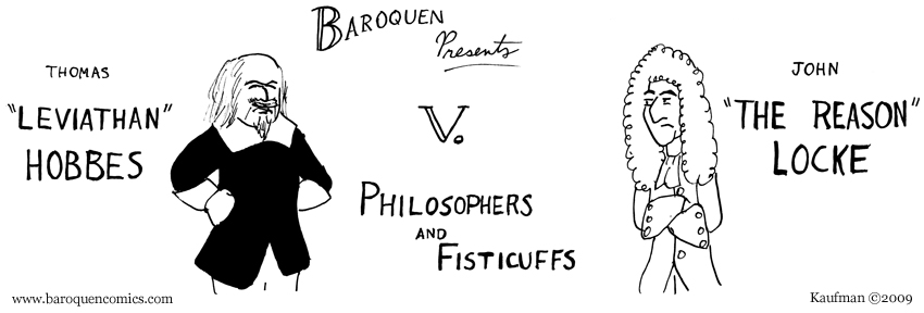 Philosophers And Fisticuffs